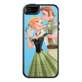 Frozen | Anna and Hans OtterBox iPhone 5/5s/SE Case