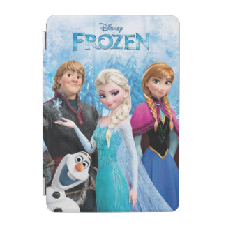 Frozen | Anna, Elsa, Kristoff and Olaf iPad Mini Cover