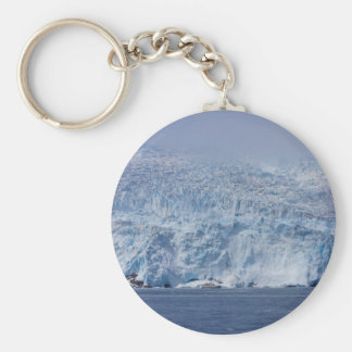 Frozen Beauty Basic Round Button Keychain