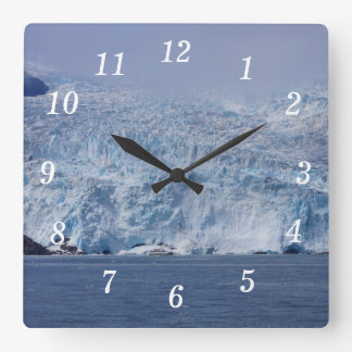Frozen Beauty Square Wall Clock