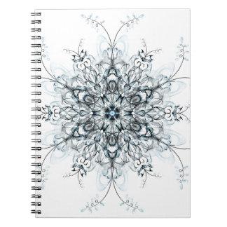Frozen Bluebells Notebook