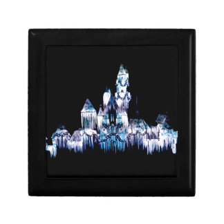 Frozen Castle - Snowflakes Gift Box