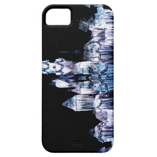 Frozen Castle - Snowflakes iPhone 5 Case