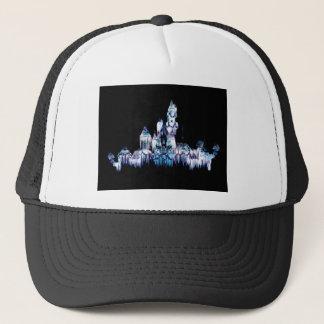 Frozen Castle - Snowflakes Trucker Hat