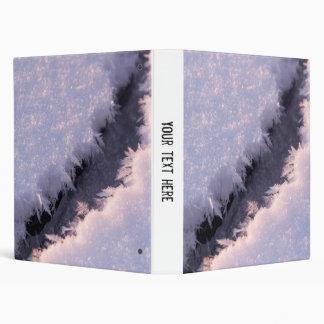 Frozen chasm vinyl binders