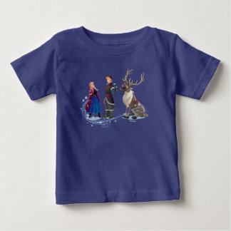 Frozen | Cold Hands, Warm Heart Baby T-Shirt