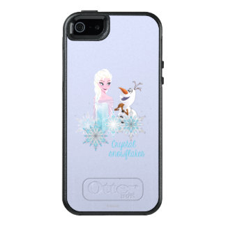 Frozen | Elsa and Olaf OtterBox iPhone 5/5s/SE Case
