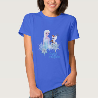 Frozen | Elsa and Olaf Tee Shirts