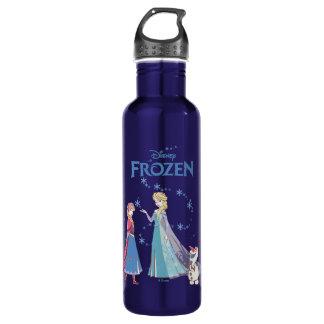 Frozen | Elsa, Anna & Olaf 710 Ml Water Bottle