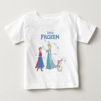 Frozen | Elsa, Anna & Olaf Baby T-Shirt