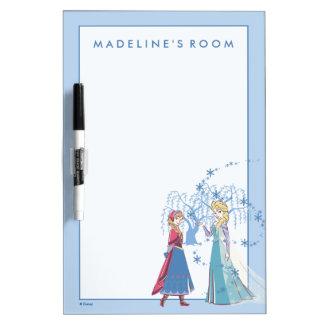 Frozen | Elsa, Anna & Olaf Dry Erase Board