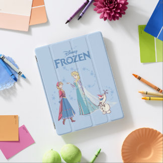 Frozen | Elsa, Anna & Olaf iPad Cover