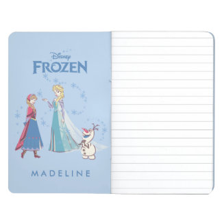 Frozen | Elsa, Anna & Olaf Journal