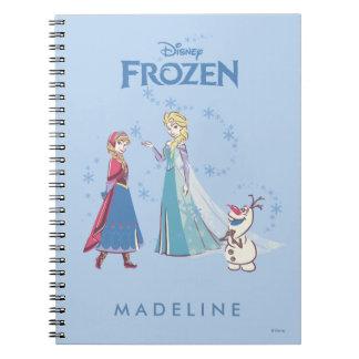 Frozen | Elsa, Anna & Olaf Notebooks