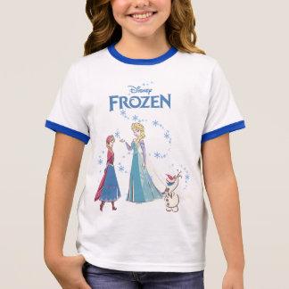 Frozen | Elsa, Anna & Olaf Ringer T-Shirt