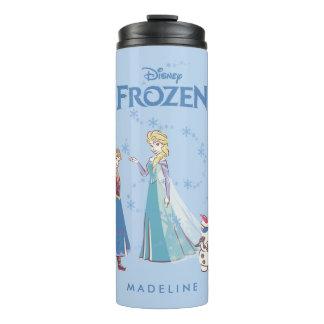 Frozen | Elsa, Anna & Olaf Thermal Tumbler