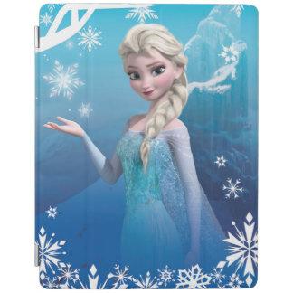 Frozen | Elsa Over the Shoulder Smirk iPad Cover