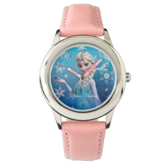 Frozen | Elsa Over the Shoulder Smirk Watch