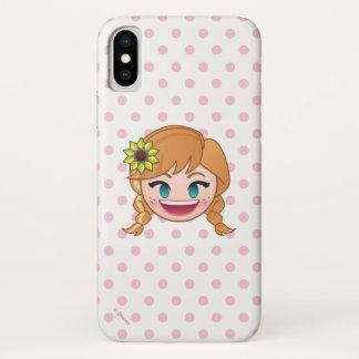 Frozen Emoji | Anna iPhone X Case