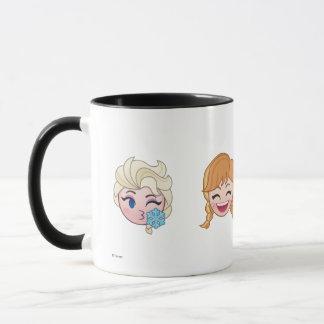 Frozen Emoji | Elsa, Anna, Kristoff & Olaf Mug