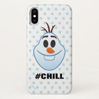 Frozen Emoji | Olaf iPhone X Case