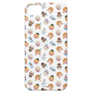 Frozen Emoji Pattern Case For The iPhone 5