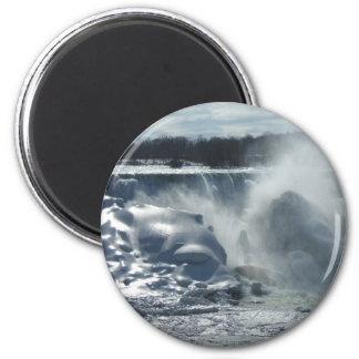 Frozen Falls Magnet