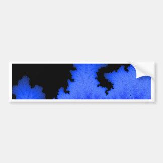 Frozen Flake Bumper Sticker