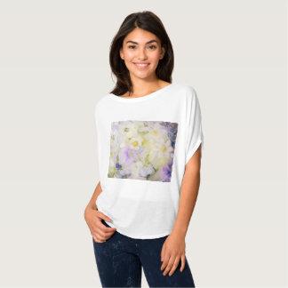 Frozen flowers T-Shirt