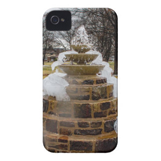Frozen Fountain iPhone 4 Covers