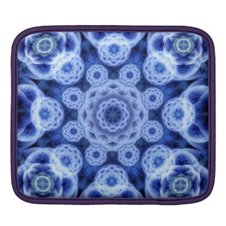 Frozen Galaxy Mandala Sleeves For iPads