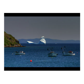 Frozen Giant Postcards
