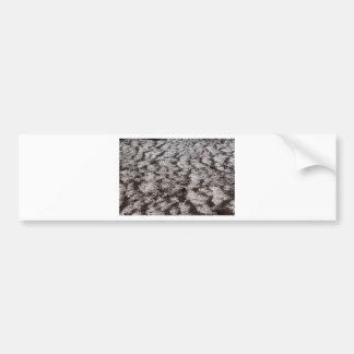 Frozen Ground Bumper Sticker