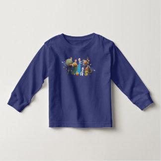 Frozen   Happy Halloween Toddler T-shirt