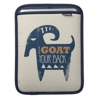 Frozen | I Goat Your Back iPad Sleeve