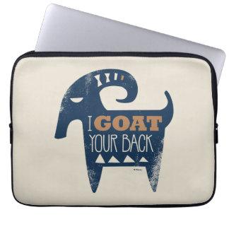Frozen | I Goat Your Back Laptop Sleeve