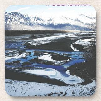 Frozen Knik River Coaster