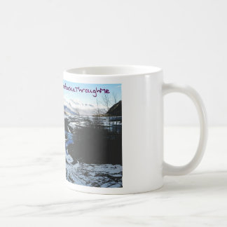 Frozen Knik River Coffee Mug