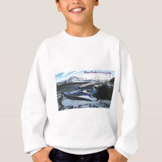 Frozen Knik River Sweatshirt