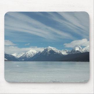 Frozen Lake McDonald Mouse Pad