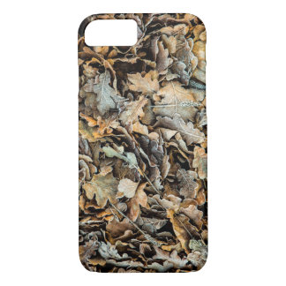 Frozen leaves Case-Mate iPhone case