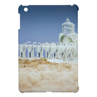 Frozen Lighthouse Case For The iPad Mini