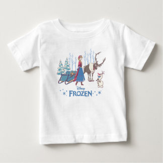Frozen | Listen to your Heart Baby T-Shirt