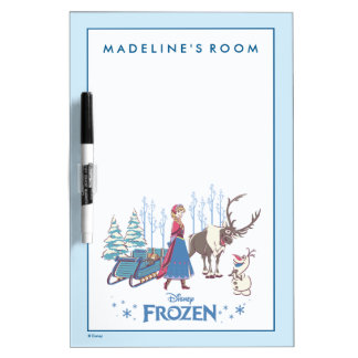 Frozen | Listen to your Heart Dry-Erase Whiteboard