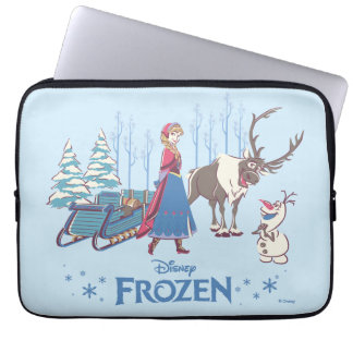 Frozen | Listen to your Heart Laptop Sleeve