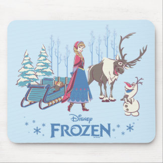 Frozen | Listen to your Heart Mouse Pad