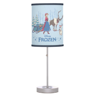 Frozen | Listen to your Heart Table Lamps