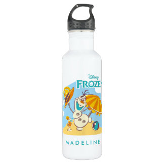 Frozen | Olaf Playing on the Beach 710 Ml Water Bottle