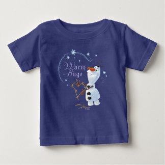 Frozen - Olaf | Warm Hugs Baby T-Shirt