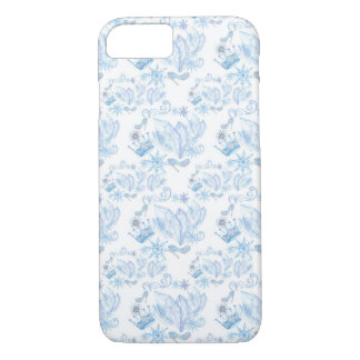Frozen Pattern Case-Mate iPhone Case